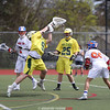 Ayden Mowry beats the West Seneca East goalie last weekend.