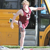 Zach Elliott took second in the discus and third in the shot put at the state qualifier for Odessa. FILE PHOTO