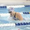 Amanda Wilbur competes in the 200 IM last week.