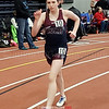 Kaylana Rekczis competes in the 1500 meter race walk, Saturday, Jan. 26.