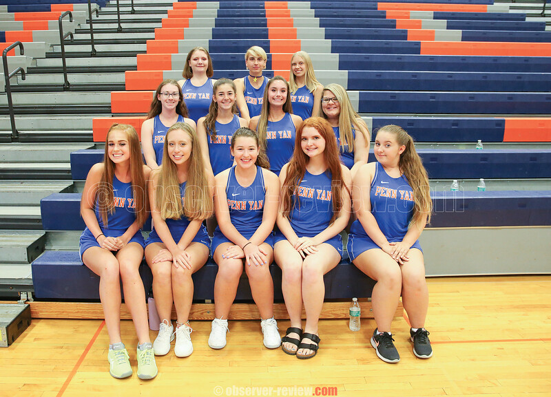 The Penn Yan girls tennis team will play in the sectional finals match this week.