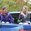 This year's homecoming royalty included: King Seth Madigan and Queen Madison Wright (pictured), Prince Eli Hill and Princess Maeve Frost, Duke Jacob Doyle and Duchess Delaney Cole, Baron Jaisek Covell and Baroness Stefania Tears.