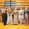 Dundee most valuable players: (F) Hallie Knapp, Megan Sutherland, Haille Empson, Mercedez Roy, Trinity Ennis, Selena Lane, (B) Hunter Crofoot, Matthew Wood, Preston Cratsley, Kenneth Empson, Jr., Hunter Murphy, Mackenzie Strait and Preston Cole. Not pictured: Logan Thompson.