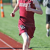 Matt Wood was fourth and sixth in the 1600 and 3200 run at the state qualifier. FILE PHOTO