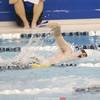 Justin Ruocco swims for Odessa-Montour, Friday, Jan. 3 at Watkins Glen.