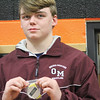 Joshua Beckley recorded a fourth place finish in the qualifier Saturday, Feb. 8.