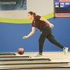 Claudya Lyons bowls for Dundee against Penn Yan, Thursday, Feb. 6.