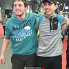 Dundee's Matt Wood and Watkins Glen's Gabe Planty both finished first at the state qualifier last weekend.