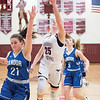 Sara Gardner was selected for the IAC first All-Star team last week. FILE PHOTO