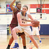 Penn Yan's Emily Wunder in the Monday night game.