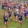 Watkins Glen led the field of boys teams competing at the sectional championship, Thursday, Nov. 2. PHOTO PROVIDED