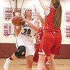 Olivia Grover posted 25 points Friday and six last Wednesday for Odessa. File Photo