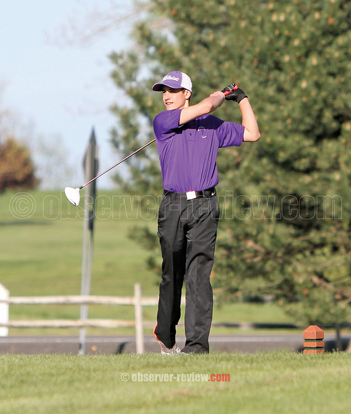 Parker Watson was second for Hammondsport, Monday, May 15. File Photo