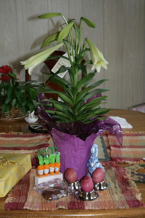 Easter: Apr. 8, 2007