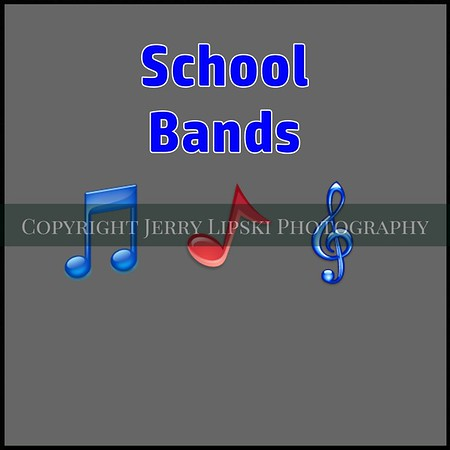 Orchestra's and Bands