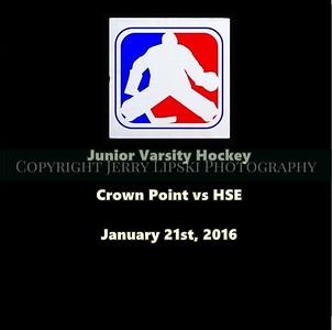January 21, 2016  -  CP vs HSE