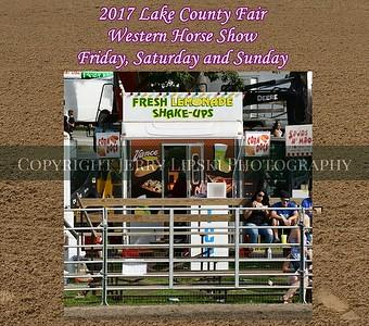 2017 LC Fair Western Horse Show