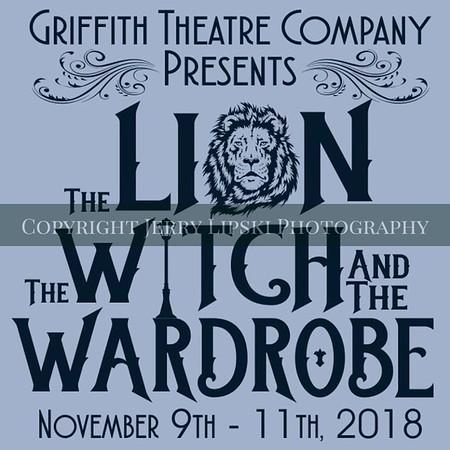 Lion, Witch and Wardrobe  Nov 2018