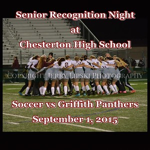 Senior Night - Girls Soccer