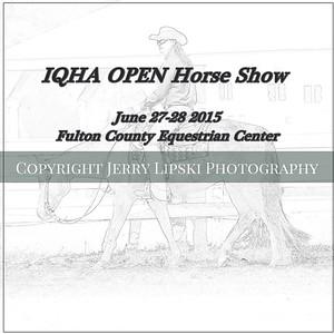 "IQHA  ""Open""  Horse Show"