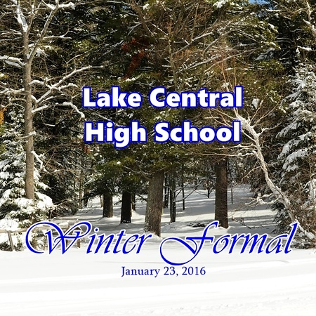 Lake Central  Winter Formal   1/23/2016
