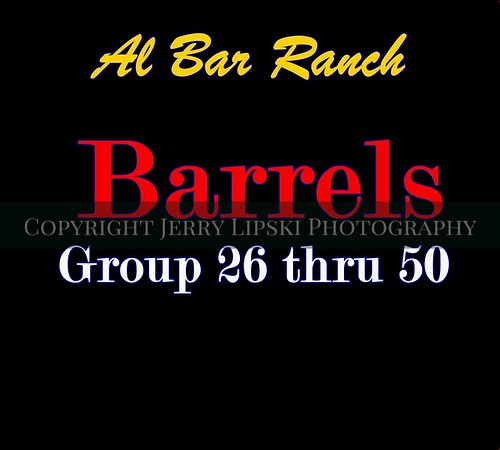 Barrels  26 thru 50