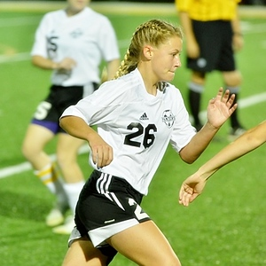 Varsity Girls Soccer - Sept23 2015