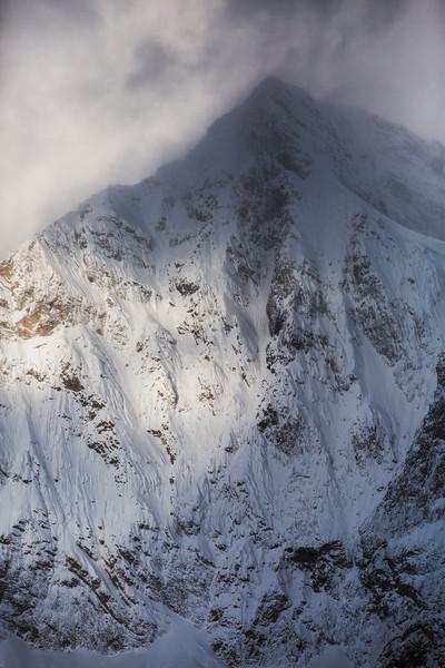 Cleaver Peak, British Columbia