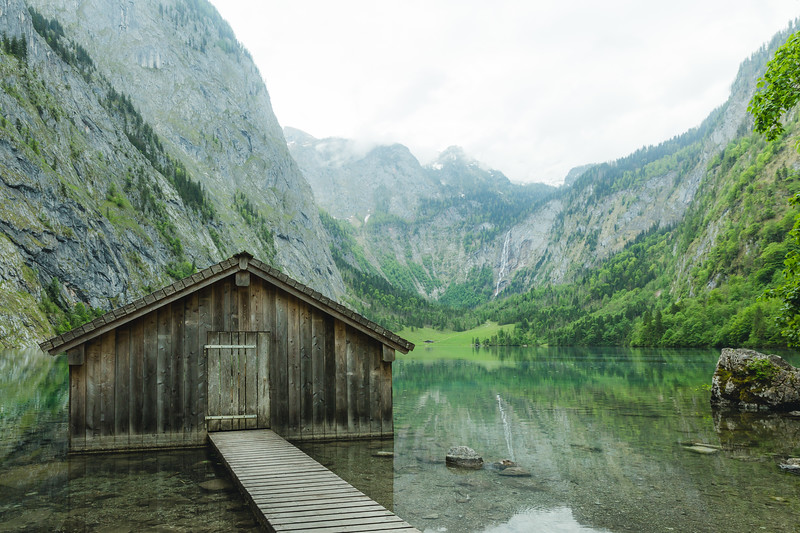 The Obersee, Bavaria