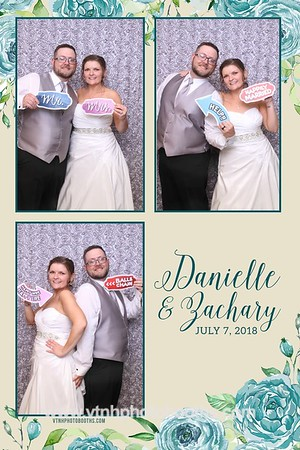 Prints - 7/7/18 - Danielle & Zachary