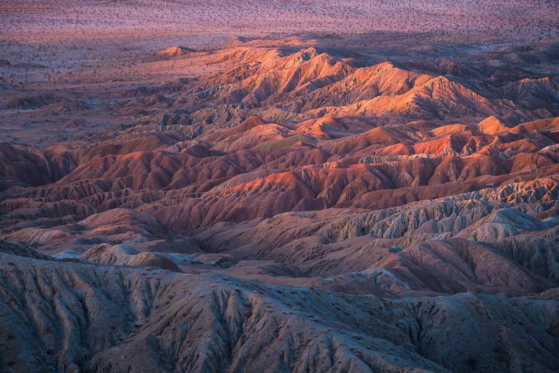 california landscape photography, anza borrego
