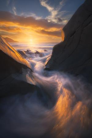 San Francisco Seascape Photography