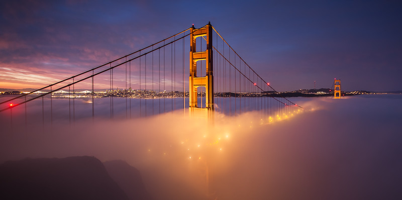 San Francisco Photography Fog