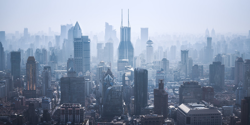 Shanghai Cityscape Photography