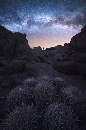 California Milky Way Astrophotography