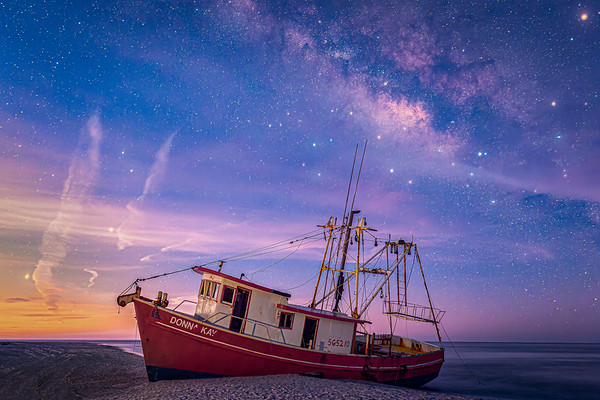 Shipwreck Donna Kay