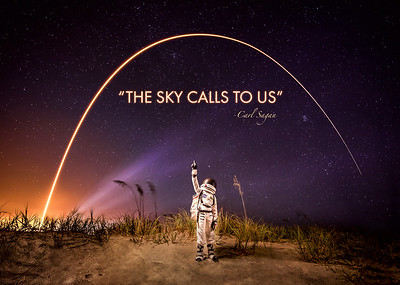 The Sky Calls to Us