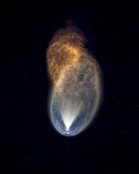 The Inspiration4 Nebula