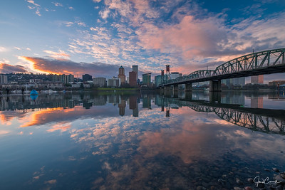 Reflections of Portland