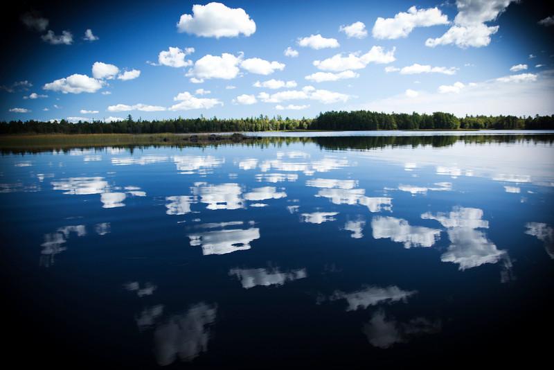 Moose Pond, Maine
