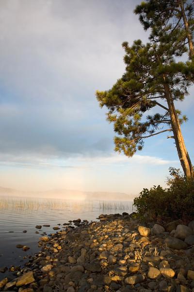 Boyden Lake, Maine.
