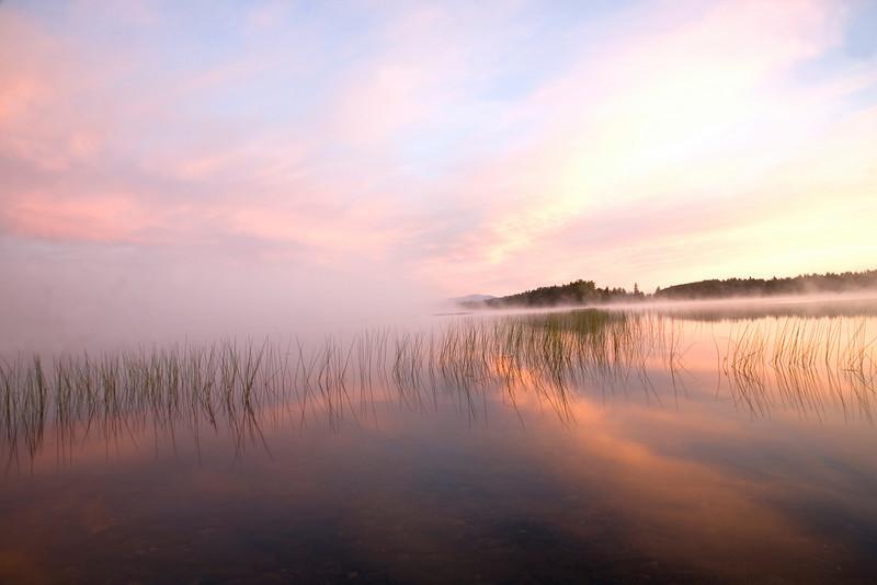 Lobster Lake, Maine