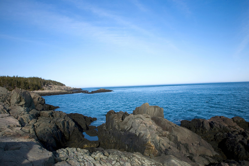 The Bold Coast of Maine. There is no place like it on Earth.<br /> Photo by,<br /> Daniel Straine