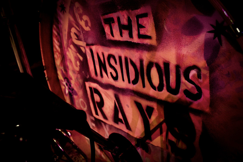 Insidious Rays Burlington, Vermont