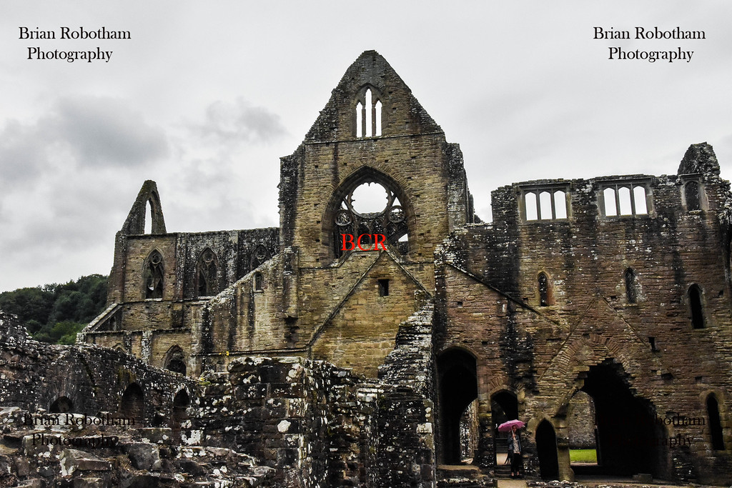 Tintern Abbey, Tintern, UK