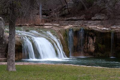 Tonkawa Falls