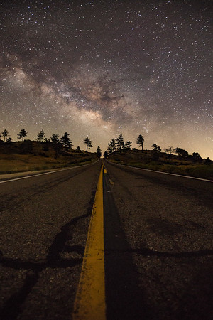 Sunrise Hwy Milky Way