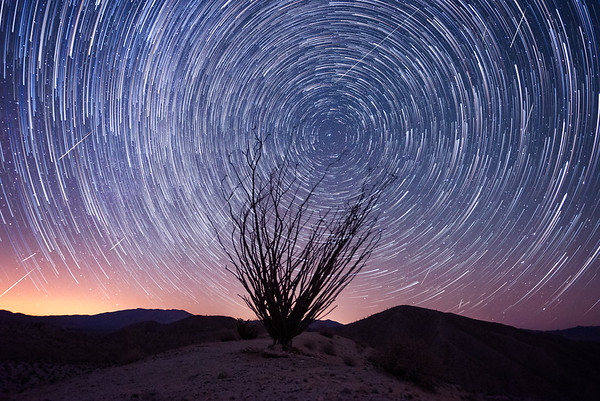 Ocotillo Star Trail