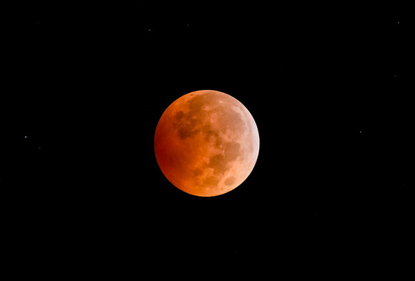 Total Lunar Eclipse 10-7-14