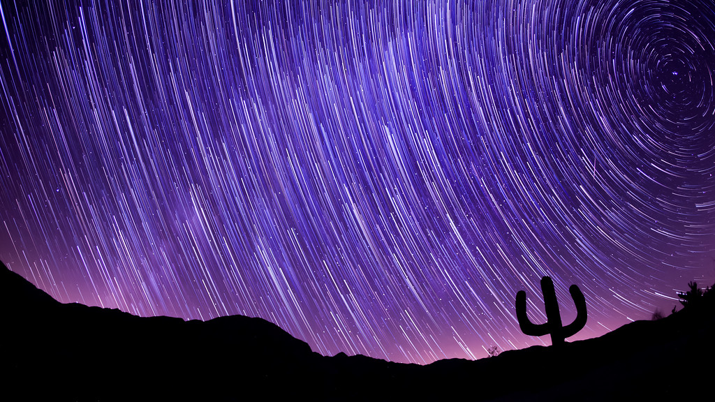 Desert Star Trail